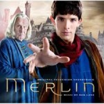 Merlin Serie Televisiva Stagione Completa in DVD-R